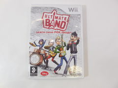 "Игровой диск для Nintendo Wii ""Ultimate BAND"""