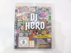 Игра для PS3 DJ Hero