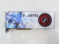 Видеокарта MSI RADEON HD 6970 2Gb - Pic n 278484