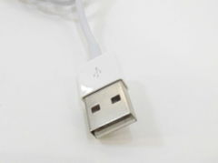 Кабель Qumo USB — Apple 8 pin Lightning 1м - Pic n 273832