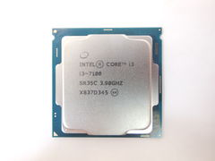Проц Socket 1151 Intel Core i3-7100 [3.90GHz] - Pic n 281124