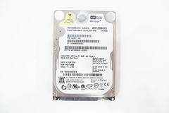 Жесткий диск 2.5 HDD SATA 120Gb Western Digital
