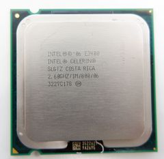 Intel Celeron Dual-Core E3400 (Socket 775)