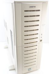Корпус Full-Tower Chieftec BA-01W-W-W (White)