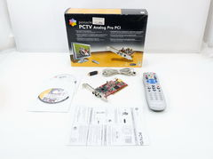 Внутренний TV-тюнер Pinnacle PCTV Analog Pro PCI