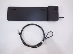 Докстанция HP Docking Station HSTNN-IX10 ключ+трос