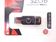 Флэш-накопитель Kingston Datatrevel USB3.0 32GB - Pic n 285138