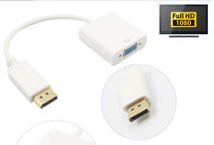 Конвертер DisplayPort — VGA 0,2 метра