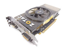 Видеокарта ZOTAC GeForce GTS250 Eco 1Gb