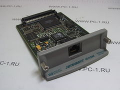 Принт-сервер HP JetDirect 600N (J3110A) /10/100