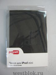 Чехол PC Pet для iPad mini PCP-M1029BK