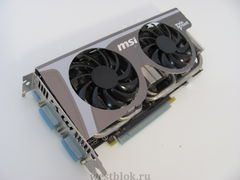 Видеокарта MSI GeForce GTX 560 Ti 2Gb