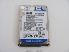 "Жесткий диск 2,5"" Western Digital 160Gb SATA"