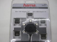 Переходник Hama Mini USB Adapter Kit