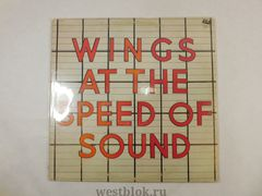 Грампластинка Wings Wings at the Speed of Sound