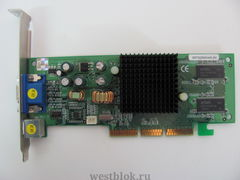 Видеокарта AGP Sparkle GeForce4 MX440 64Mb