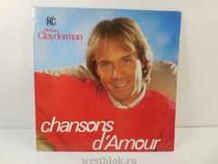Грампластинка Richard Clayderman Chansons d amou