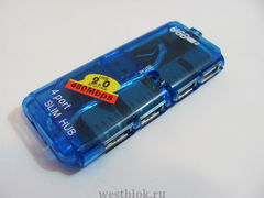USB-хаб Pocket Size UH-374BP