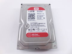Жесткий диск HDD SATA 1Tb Western Digital Red