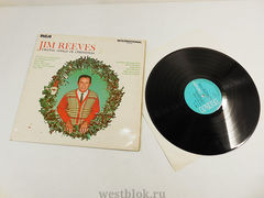 Грампластинка Jim Reeves Twelve Songs of Christmas