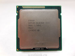Процессор Intel Celeron Dual-Core G540 2.5GHz