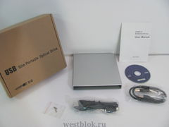 Внешний корпус для Slim CD/DVD IDE